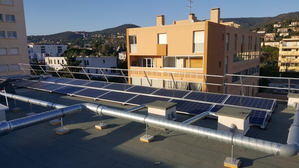 Photovoltaïque collectif