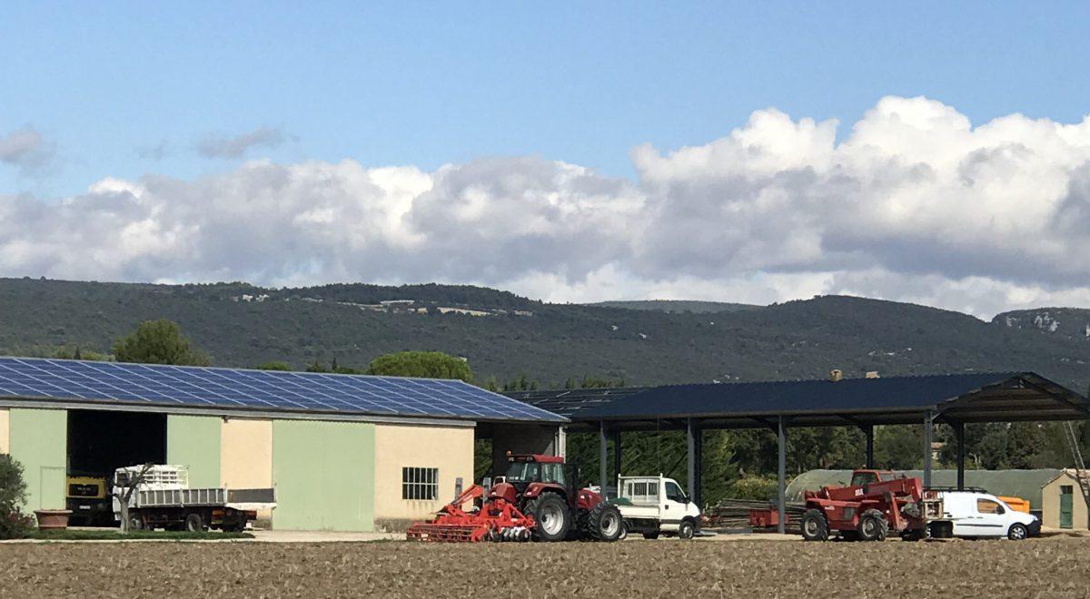 Photovoltaïque industriel