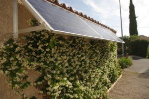 Photovoltaïque bureau E2s